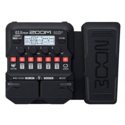 ZOOM G1X Four - multiefekt gitarowy