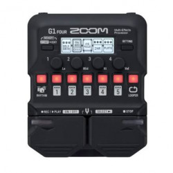 ZOOM G1 Four - multiefekt gitarowy