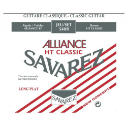 SAVAREZ Alliance HT Classic Normal Tension 540R - struny do gitary klasycznej