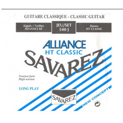 SAVAREZ Alliance HT Classic Hard Tension 540J - struny do gitary klasycznej