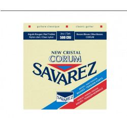 SAVAREZ New Cristal Corum Mixed Tension 500CRJ - struny do gitary klasycznej