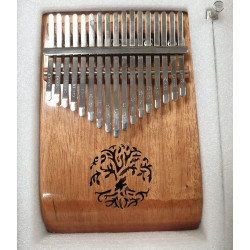 Kalimba Akmuz 17 EARTH TREE - Kalimba 17 tonowa Earth Tree