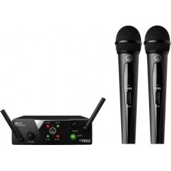 AKG WMS 40 PRO Mini 2 Dual Vocal Set