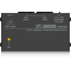 Behringer MICROPOWER PS400