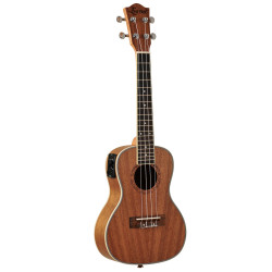 Ukulele koncertowe EVER PLAY UK24-30 EQ