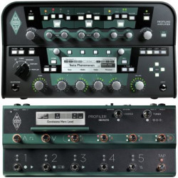 Kemper Profiler Head BK + Remote Set
