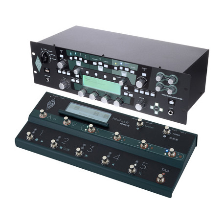Kemper Profiler PowerRack + Remote Set