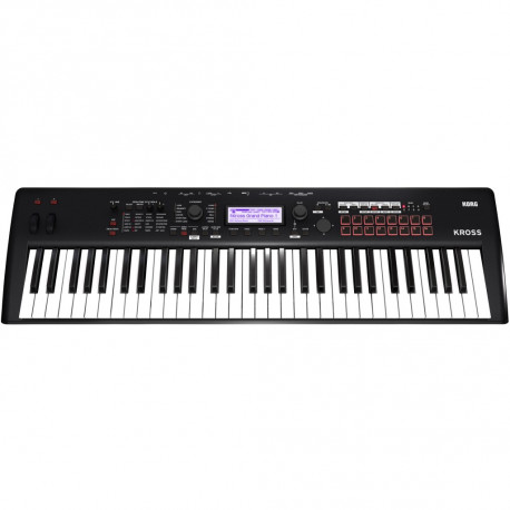 KORG KROSS 2 (MB)  61   -  syntezator workstation