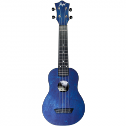 Flight TUS35 DB Dark Blue - ukulele sopranowe