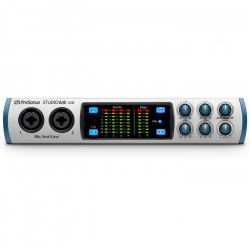 PreSonus Studio 68 – Interfejs Audio USB 2.0