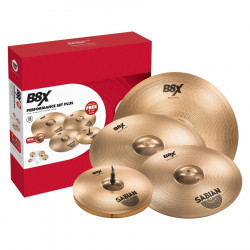 "SABIAN B8X Performance SET + Crash 18"" Free"