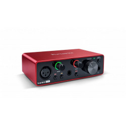 Focusrite Scarlett SOLO 3GEN - interfejs Audio USB