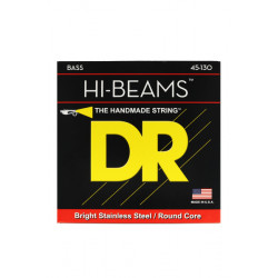 DR Hi-Beam BASS - struny do gitary basowej 45-130