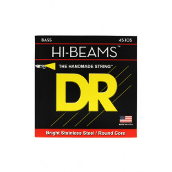 DR Hi-Beam BASS - struny do gitary basowej 45-105