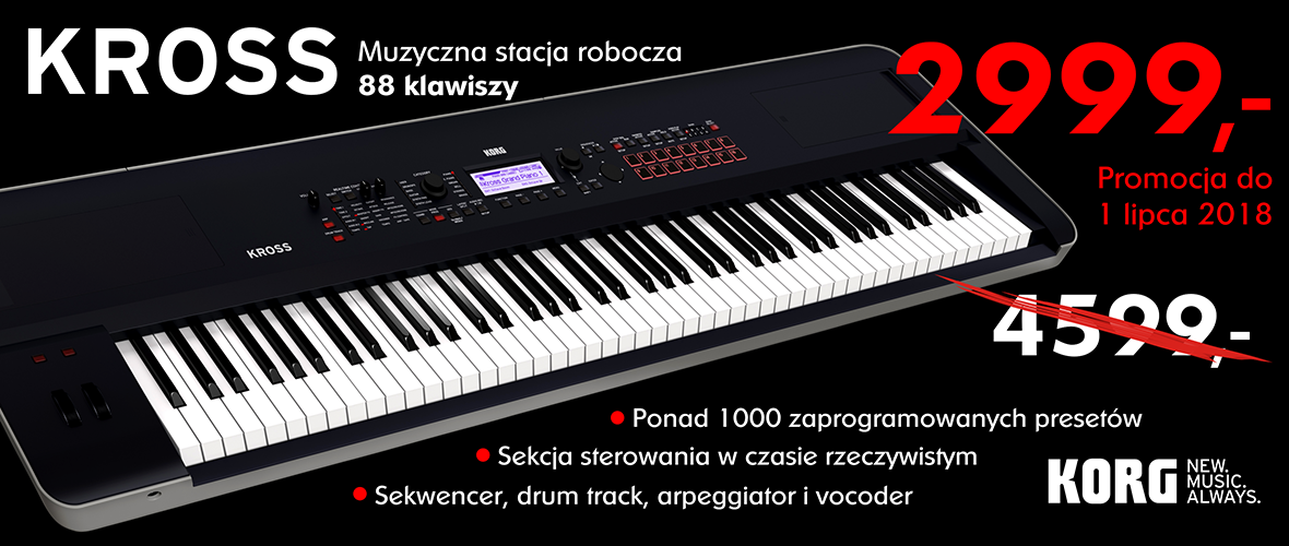 KROSS 2 88 Hammer Action Keyboard